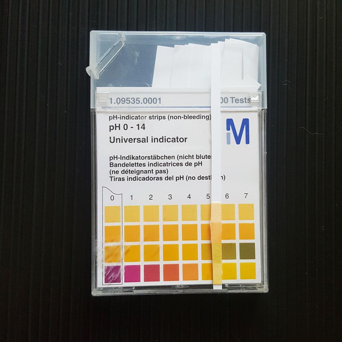 dna pH