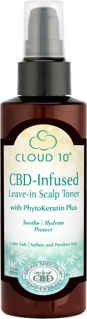 cloud scalp toner